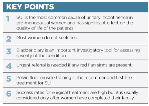16-19 Women Health - Key points