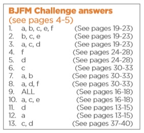 Before and after challenge 2-5 answers