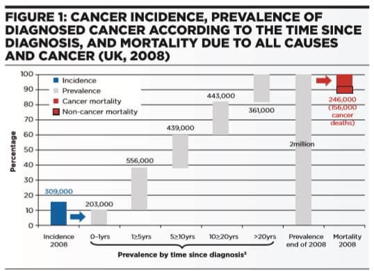 Cancer 'survisorship' - The importance of ongoing care - Part 1 - Fig 1